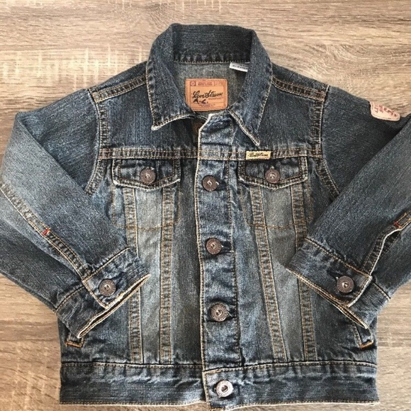 Levi's Other - Levi Strauss Blue Jean Button Jacket Unisex